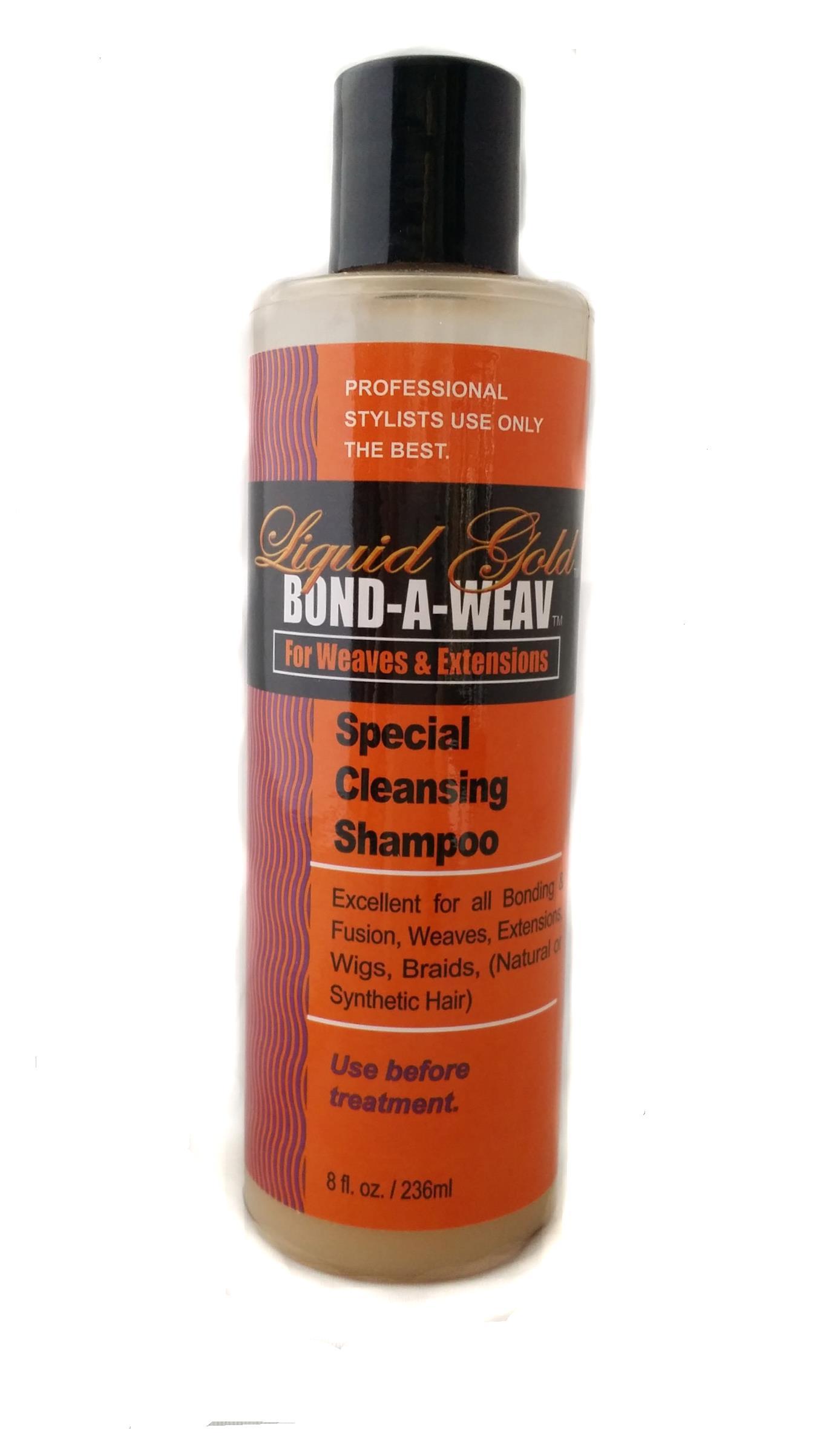 2x liquid gold bond a weav cleansing shampoo f r. Black Bedroom Furniture Sets. Home Design Ideas
